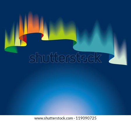 northern or polar lights  copy