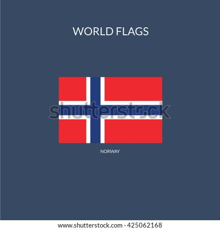 norway flag icon  norway flag