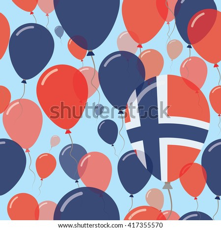 norway national day flat