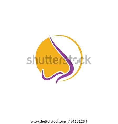 nose logo
