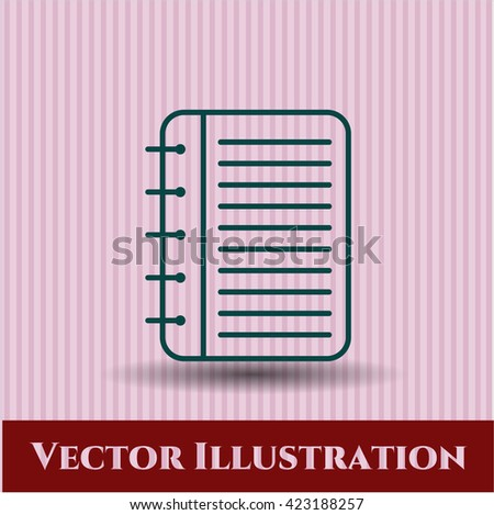 Note Book symbol