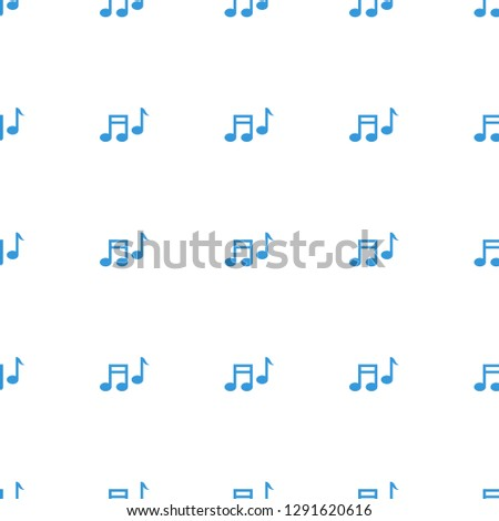 note icon pattern seamless white background. Editable filled note icon. note icon pattern for web and mobile.