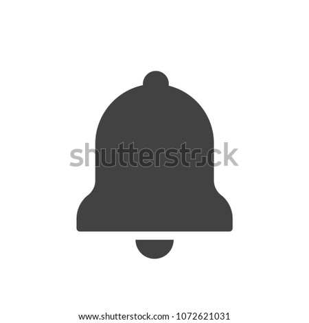 Notification icon vector, material design, Social Media element, User Interface sign, EPS, UI, Image, Illustration. New message.