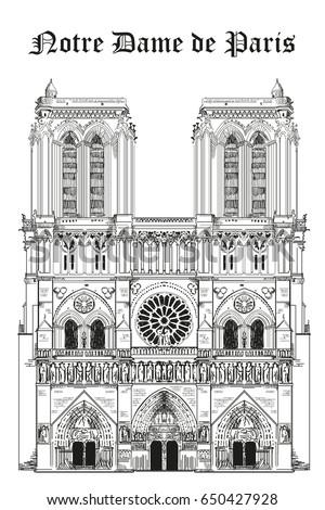 notre dame cathedral  landmark