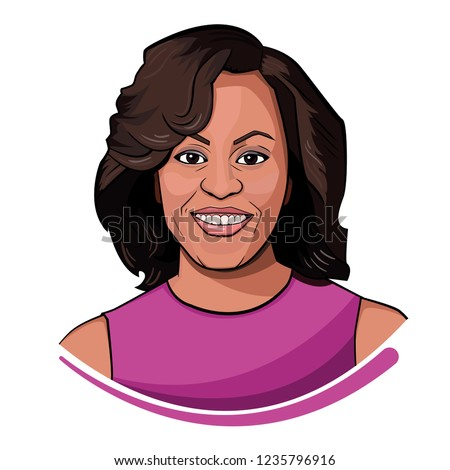 nov 2018 portrait of michelle