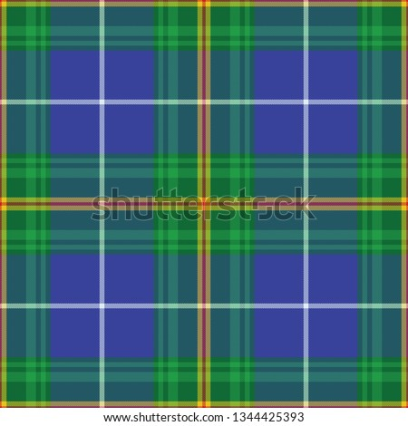 a3fca05730c7f Nova Scotia Tartan. Element for the seamless construction of a pattern for  tartan of Nova