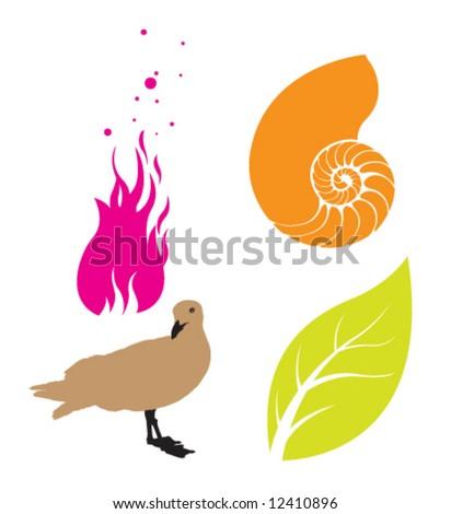 Novelty Nature Elements