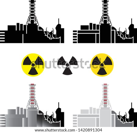 Nuclear danger factory, nuclear disaster