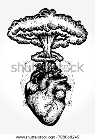 nuclear explosion of anatomical