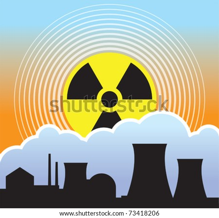 nuclear sunset  radiation leaks