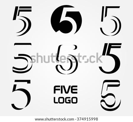 Number 5 Design | www.pixshark.com - Images Galleries With ...