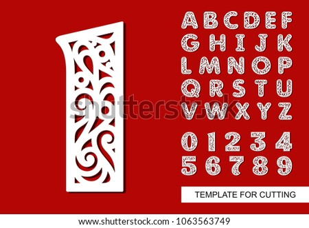 paper laser cut type download free vector art stock graphics images