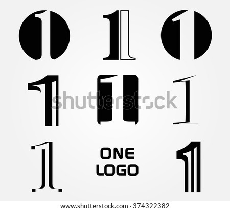 One logos download free vector art stock graphics images number one logologo 1 vector template maxwellsz
