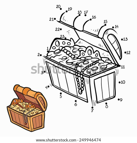 Numbers game (Treasure Chest)