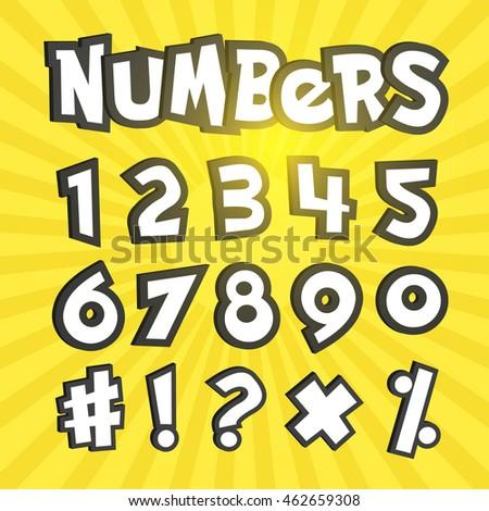 numbers in pokemon go cartoon