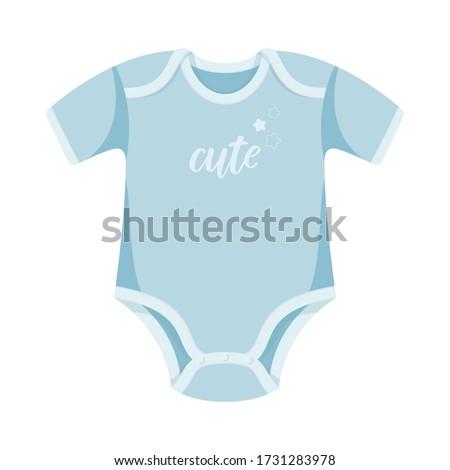 nursery baby blue body romper