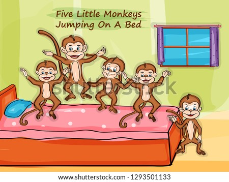 nursery rhymes five little