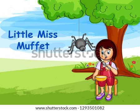 nursery rhymes little miss
