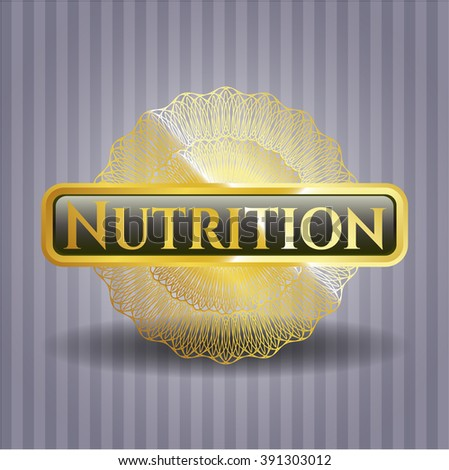 Nutrition golden badge