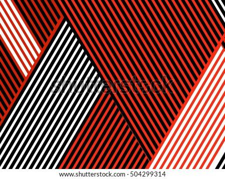 Oblique, diagonal lines pattern. Stockfoto ©