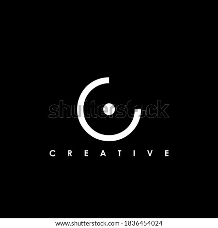 OC Letter Initial Logo Design Template Vector Illustration  Photo stock ©