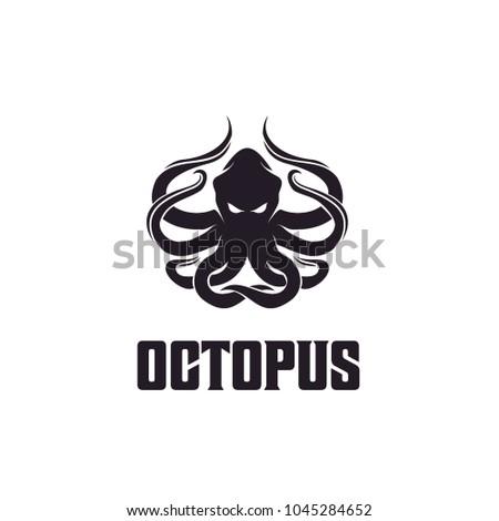 octopus logo design inspiration