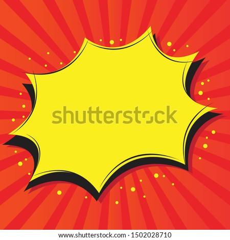 offer splash, splash, advertising flash, offer sale - Vector