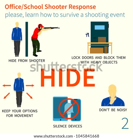 office and school shooter