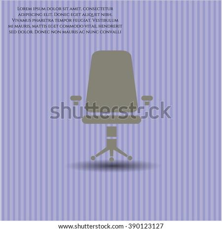 Office Chair symbol