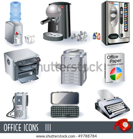 Office icons - part 3