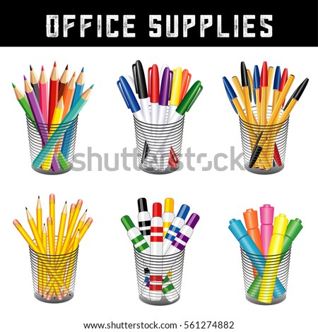 office supplies  writing and