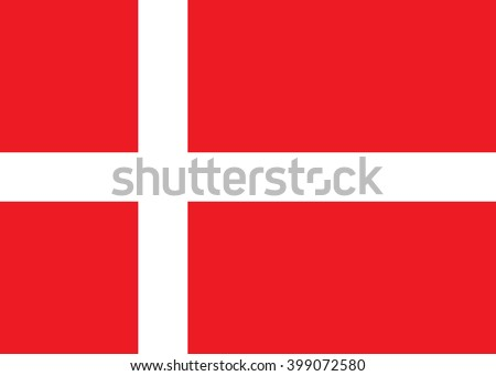 official flag of denmark
