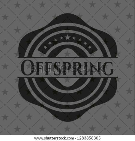 offspring realistic dark emblem