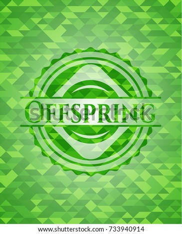 offspring realistic green