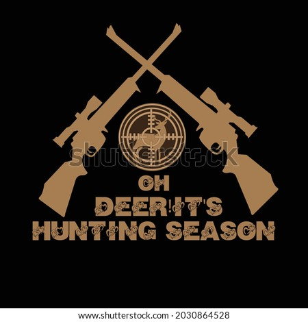 OH Deer It's hunting Season,New Hunting T Shirt Design,hunting vector t shirt design,I'm Looking for Long Legs and a Big Rack - hunting t-shirt Stock fotó ©