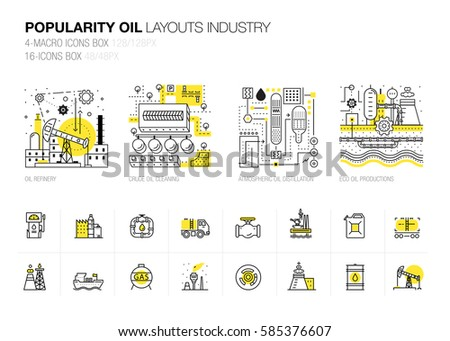 oil popularity modern layouts