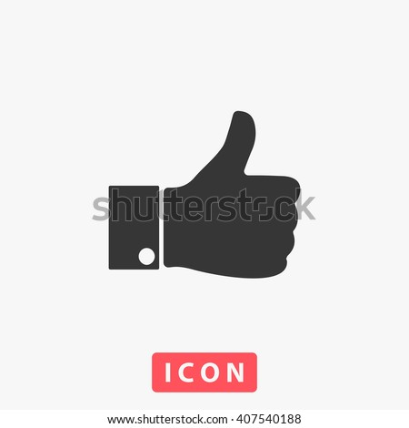 ok Icon Vector. Simple flat symbol. Perfect Black pictogram illustration on white background.