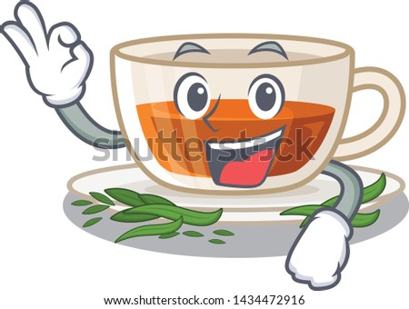 okay darjeeling tea in the