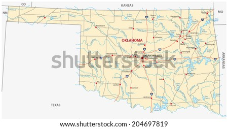 Oklahoma Free Vector Art 34 Free Downloads