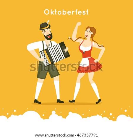 oktoberfest characters