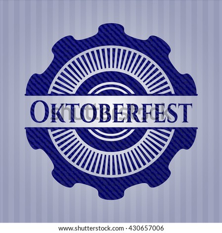 Oktoberfest jean background