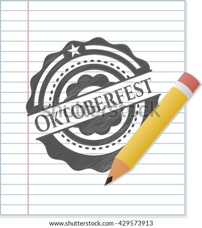 Oktoberfest penciled
