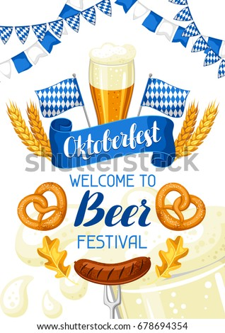 oktoberfest welcome to beer