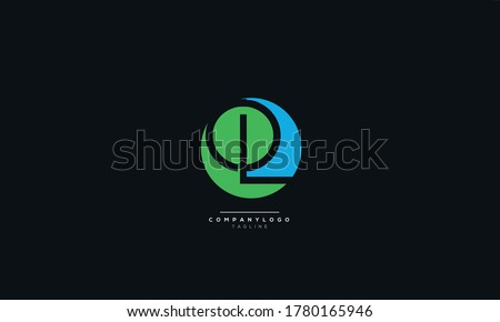 OL LO O L Letter Business Logo Design Icon Alphabet Vector Template Foto stock ©