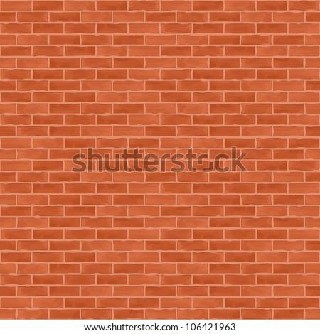 old brick wall  vector eps10
