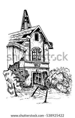 Samson Weakness Is His Hair Coloring Page further Abandoned Muscle Cars as well 197196563 Shutterstock Hand Drawn Ink Illustration Of A Farm moreover Old Museum Door in addition Picture Of Samson With Jawbone Of An Ass Coloring Page. on cartoon barn destroyed