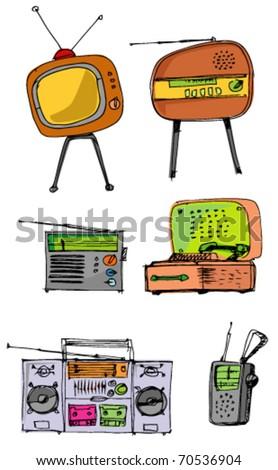 old-fashioned technics