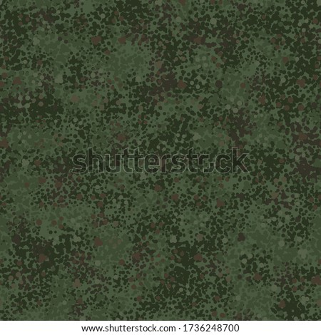 old german flecktarn camouflage