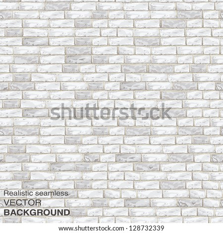 old light brick wall seamless