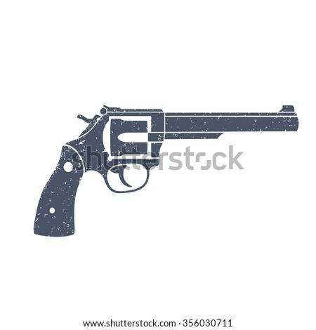 old revolver  handgun  cowboy's